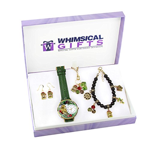 Whimsical Gifts Special Interest Jewelry Sets (Casino, Gold)