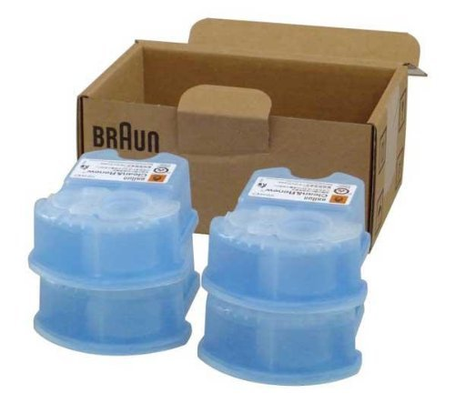 Braun Clean and Renew Cartridge Refills 4 Count