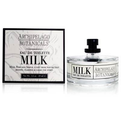 Archipelago Botanicals Milk Eau de Toilette , 1.6 oz