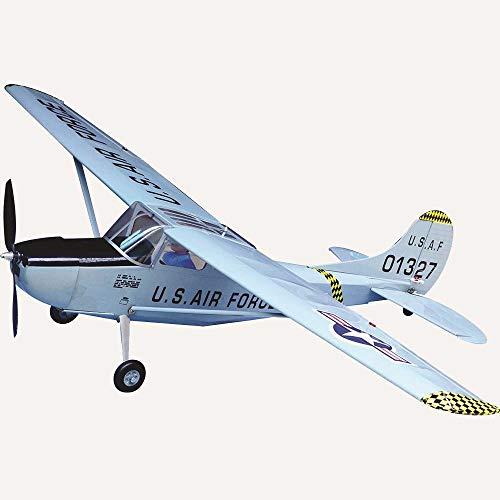 VMAR Cessna L-19 Birddog USAF 49 inches Electric Plane Kit ()