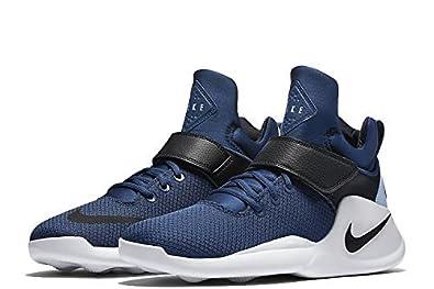 Image Unavailable. Image not available for. Colour  Kwazi Blue Boy s Basketball  Shoes 52ebdce6e5