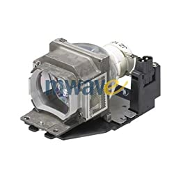 Mwave Lamp For Sony Vpl Ex7 Projector Replacement With Housing