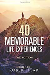 40 Memorable Life Experiences: 2020 Edition Paperback