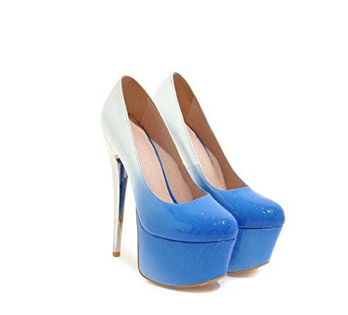 Mujer Plataformas de Tac de Zapatos 5XnqAfqwRx