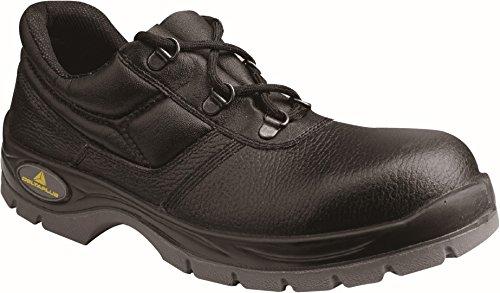 Delta plus calzado - Juego zapato piel jet2-s1 negro talla 40(1 par)