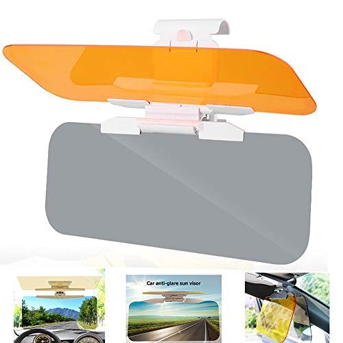 Winsall Visor for Car Car Visor Sun Blocker Car Sun Visor Day//Night for Driving Adjustable Version Visor for Car