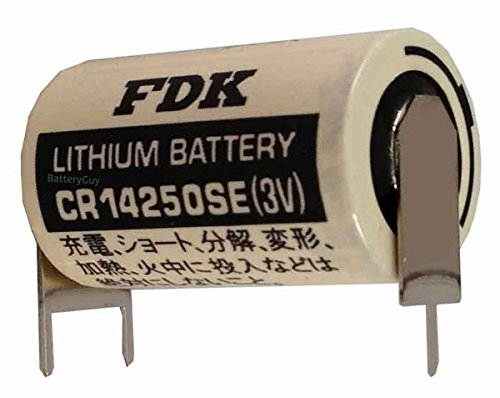 Image of FDK CR14250SE-FT Replacement Battery