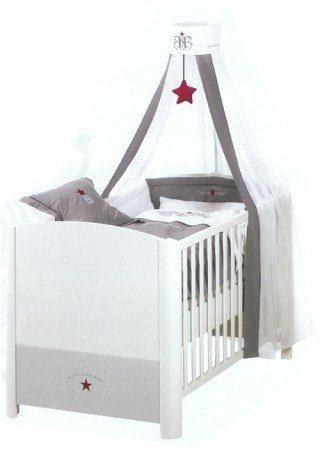 Rock Star Baby Bettwäsche 2 Teilig Roba Amazonde Küche Haushalt