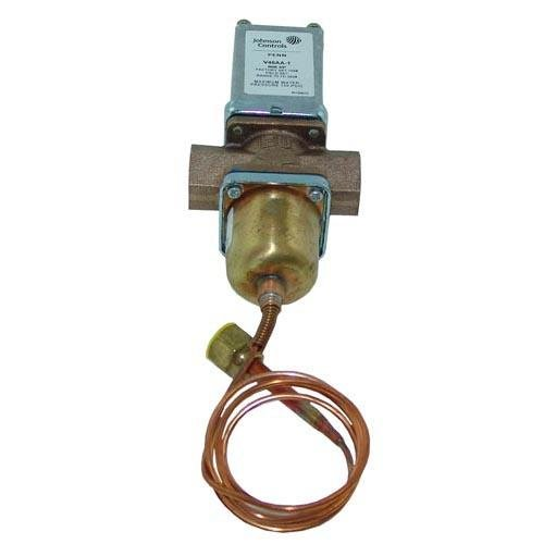 Johnson Controls V46AA-1C Johnson Control Pressure-Actuated Water-Regulating Valve, 3/8