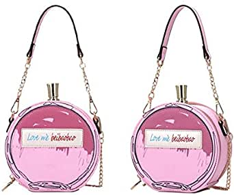 BBB-8774PK Fashionable Summer Collection Bottle Shaped Bag for Ladies