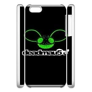 iPhone 6 4.7 Inch 3D Phone Case White Deadmau5 V9038178