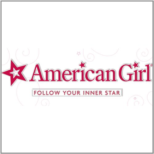 American Girl Stickers - American Girl Crafts Logo Stacked Stickers
