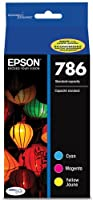 Epson T786120 DURABrite Ultra Standard-Capacity Ink Cartridge, Black by Epson Consumables