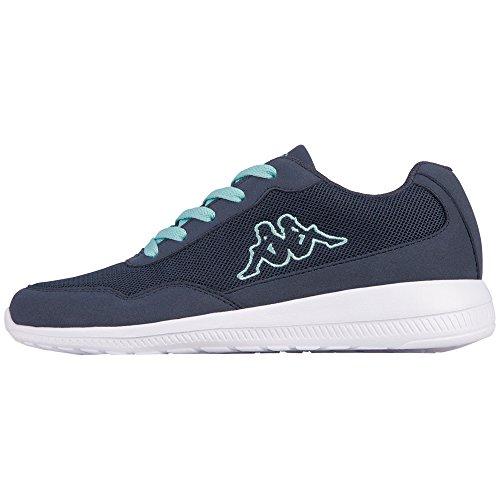 Mint Kappa 6737 Sneaker Adulto Unisex Navy – Follow Blau STwfaTxr8q