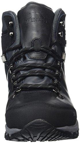 Hautes Trespass de Randonnée Cantero Homme Chaussures Black Noir FFPqZwvIWU