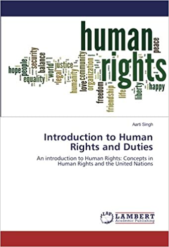 Introduction To Human Rights And Duties An Introduction To Human