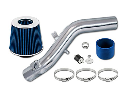 Velocity Concepts Blue Short Ram Air Intake Kit + Filter 06-11 Lexus IS350 IS250 2.5L 3.5L V6