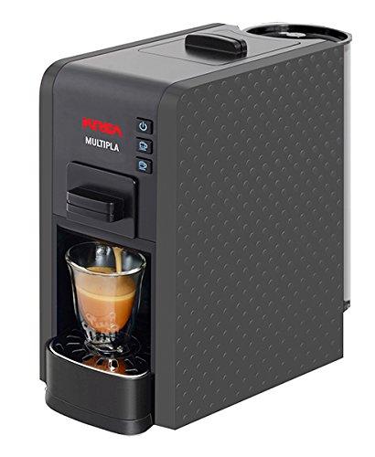 2 opinioni per Krea ES200 Macchina per Caffe Espresso Multicompatibile, Nera