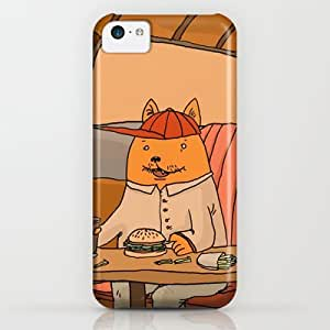 Society6 - American Fast Food iPhone & iPod Case by Les Gordon