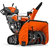 "Husqvarna ST427T (27"") 369cc Two-Stage Track Drive Snow Blower w/EFI Engine 961930133"