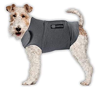 American Kennel Club Calm Anti-Anxiety and Stress Relief Coat for Dogs