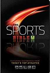 The Sports Bible,  Black Simulated Leather