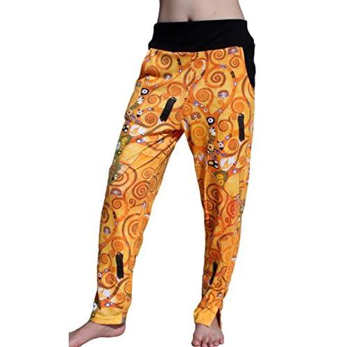 gustav baggy stretch pants