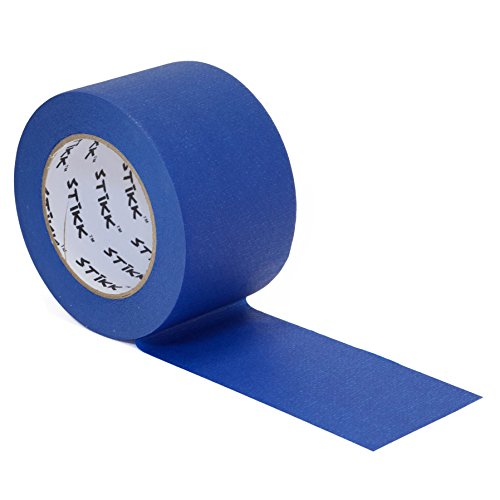 light blue painters tape - 4