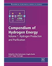 Compendium of Hydrogen Energy: Hydrogen Production and Purification (Woodhead Publishing Series in Energy)