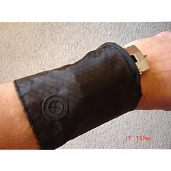 My Tiny Reminder, Similar to a Vibrating Watch. Combines a Wrist Wallet & Mini Vibrating Alarm.