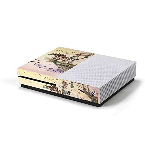 Fantasy & Dragons Xbox One S Console Skin – Where The Wind Takes You | Skinit Art Skin