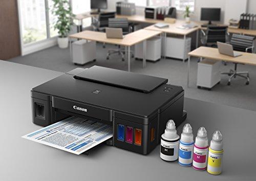 Canon PIXMA G1200 Megatank Single Function Printer, Print Only, Black by Canon (Image #3)