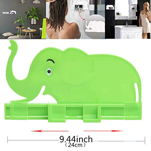 (Jonerytime The Shower Bath Mount for Phones MP3 Tablets Wall Charger Stand Holder Rack Shelf (Green))