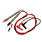 WiseField Digital Multimeter Multi Meter Test Lead Probe Wire Pen Cable