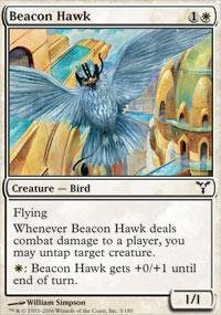 Magic: the Gathering - Beacon Hawk - Dissension