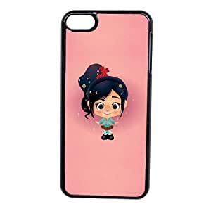 Generic Fashion Hard Back Case Cover Fit for iPod touch 6 case black wreck-it ralph FEW-7895750