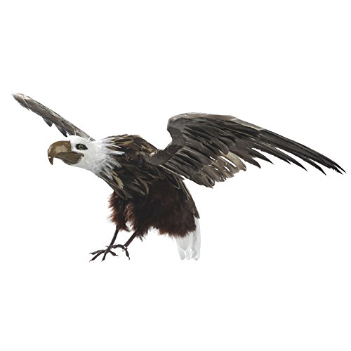 Flying Feathered Bald Eagle Bird by Factory Direct Craft