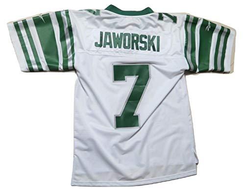 Reebok GridIron NFL Classic #7 Ron Jaworski Philadelphia Eagles Throwback Jersey Medium