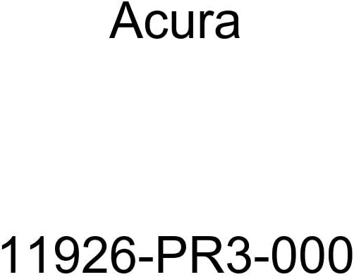 Acura 11926-PR3-000 Engine Timing Cover Gasket