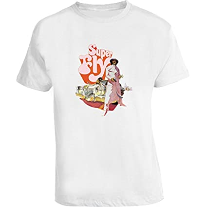 Super Fly Blaxploitation Movie T Shirt   NEW COMEDY TRAILERS   ComedyTrailers.com