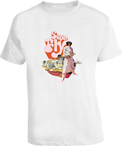 Super Fly Blaxploitation Movie T Shirt | NEW Comedy Trailers | ComedyTrailers.com