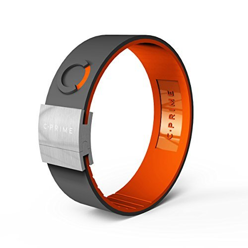 cPrime Neo (Gray/Orange/Stainless Buckle)