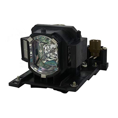 CTLAMP DT01021 / 456-8755J / 78-6972-0008-3 Professional Choice Replacement Projector Lamp/Bulbs with Housing Compatible with HITACHI CP-X2010 / CP-X2510 / CP-X2010N / CP-X2011 / CP-X2011N / CP-X2510N