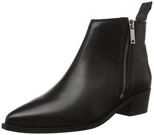 Women Scarpa Shoort Boot Classic nero Black Biz velluto Boots qIIAw7
