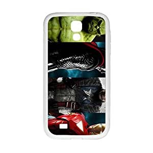 The Avengers Fashion Comstom Plastic case cover For Samsung Galaxy S4