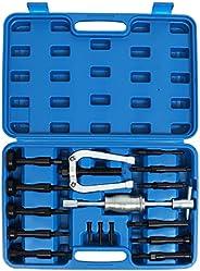 FAVOMOTO Kit profissional de extrator de rolamento, ferramenta de reparo de ferramentas de remoção de rolament