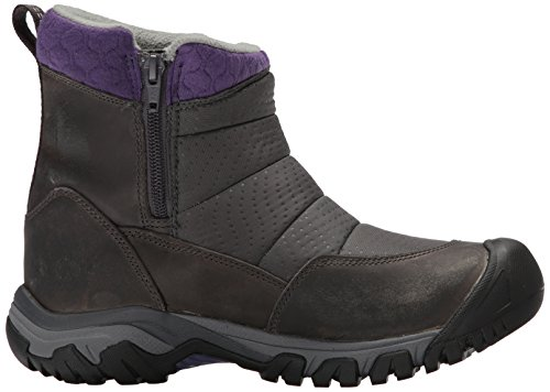 Zip Boot Hoodoo III Women's Snow Low Grey Plumeria w Earl Keen Purple qIpFww