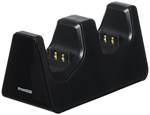 dreamGEAR Dual Charge Station Controllers Included Simultaneous