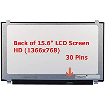 Glossy LCD LED Display with Tools HD 1366x768 SCREENARAMA New Screen Replacement for HP Probook 440 G6