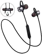 TGBHU Bluetooth Kopfhörer in Ear Wireless Sportkopfhörer mit Mikrofron Headset Bluetooth für iPhone, Samsung, Android Handy und Weitere Geräte